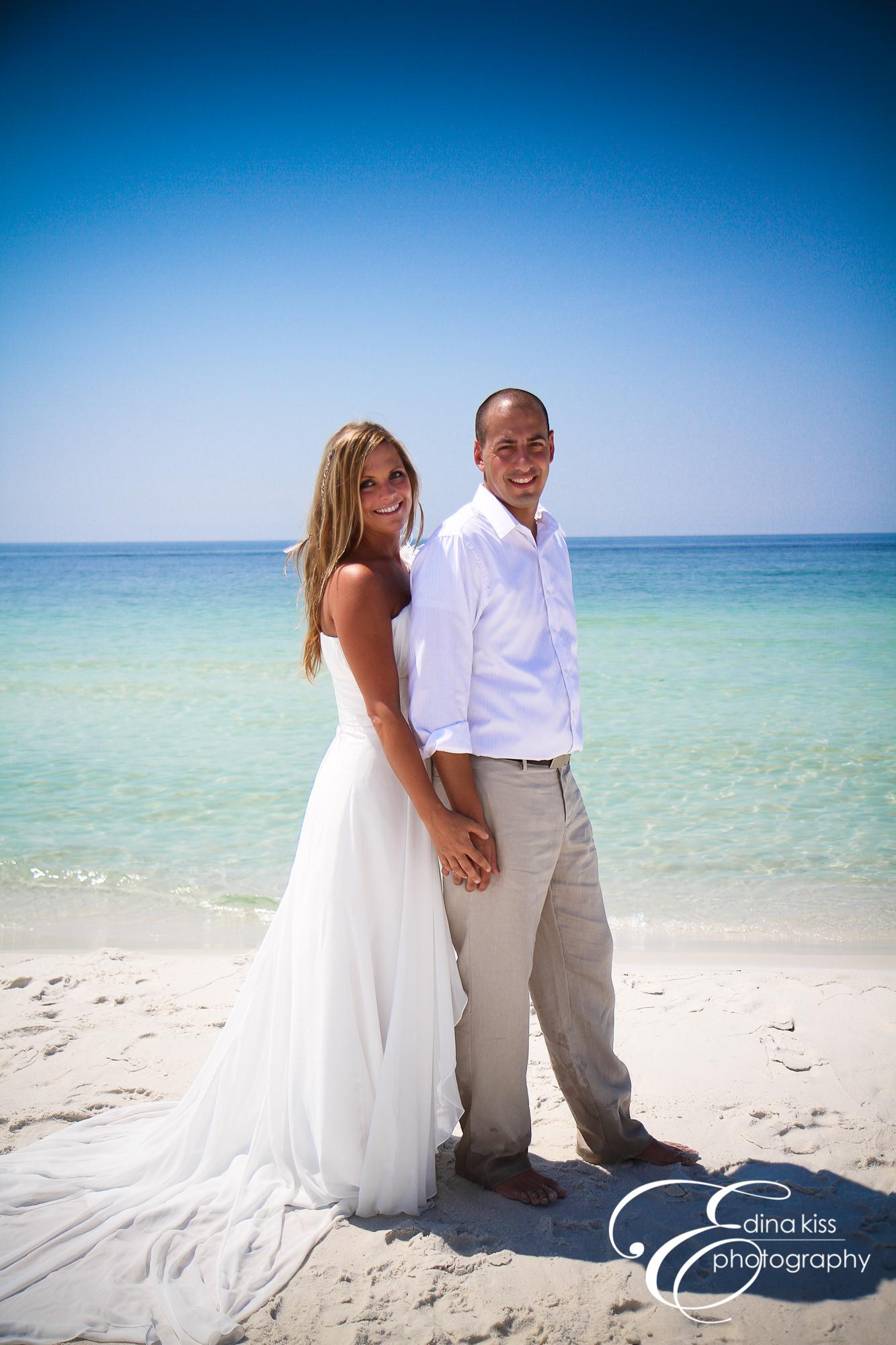 Real Princess Weddings Katherine And Johnny 187 Destin