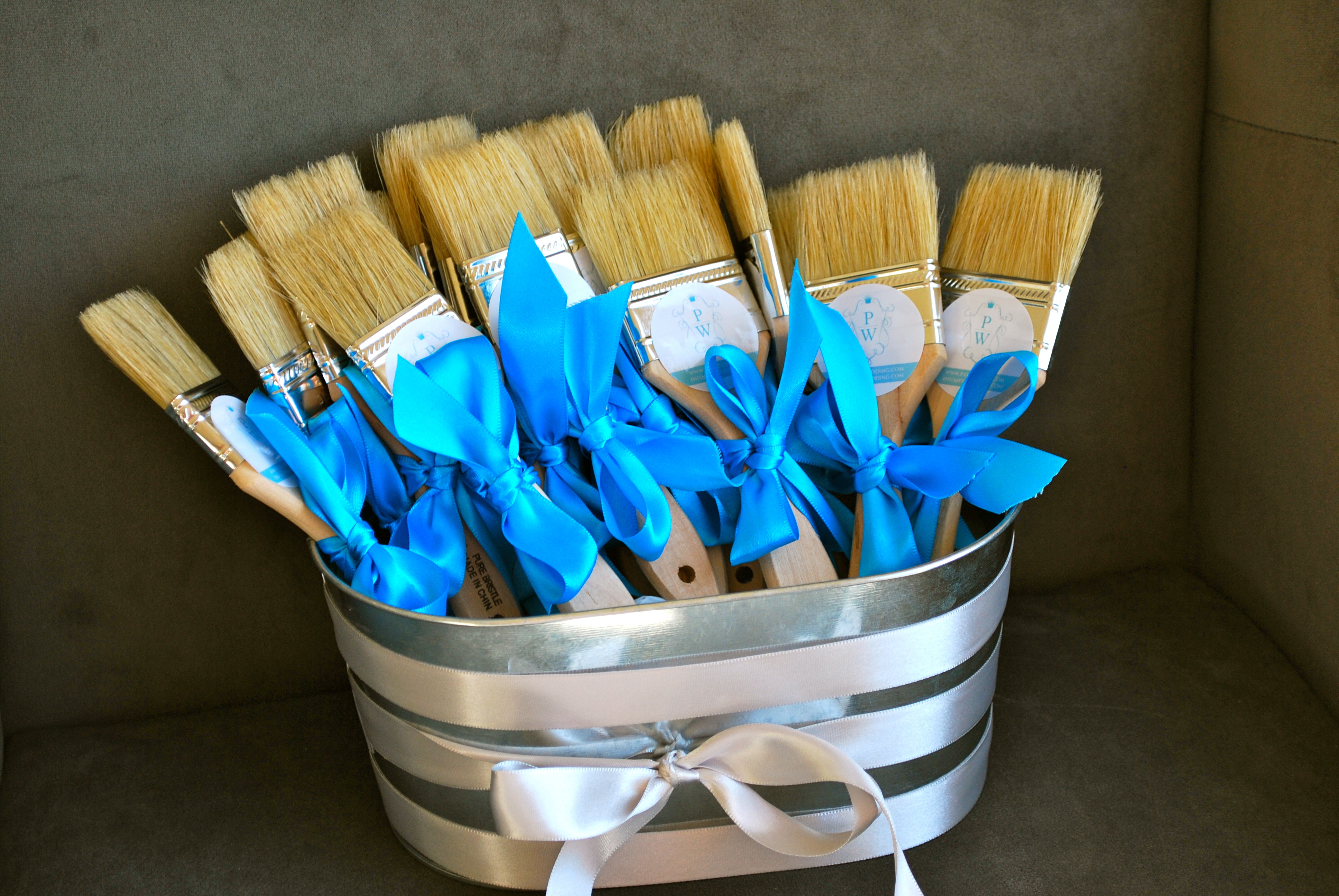Diy Project Sand Brushes For Your Beach Wedding 187 Destin