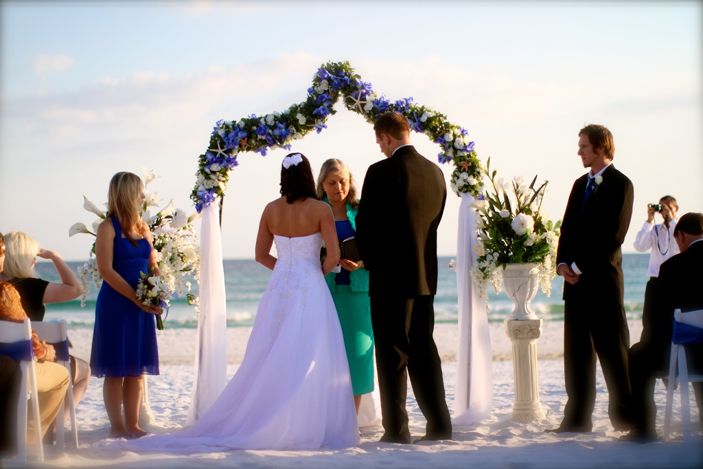 Real Destin Beach Weddings Mindy And Justin 187 Panama City