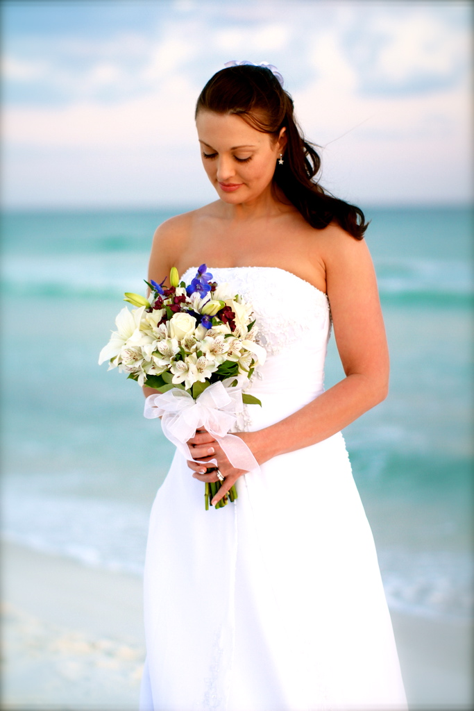 Real Destin Beach Weddings Mindy And Justin 187 Destin