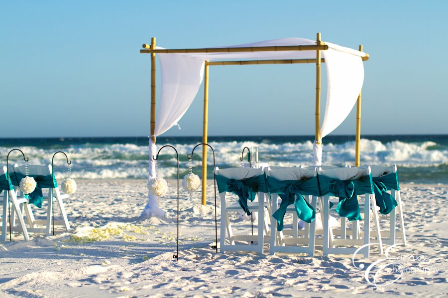 Real Destin Beach Weddings Rube And Aaron