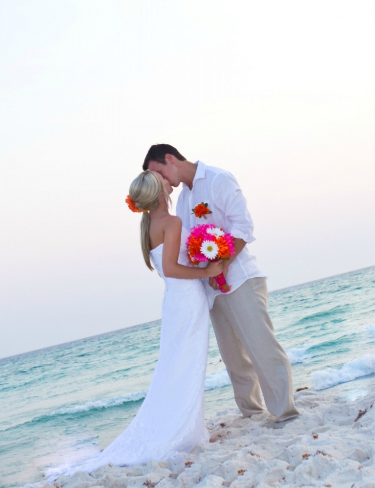 Real Beach Weddings Melina And Jonathan 187 Panama City