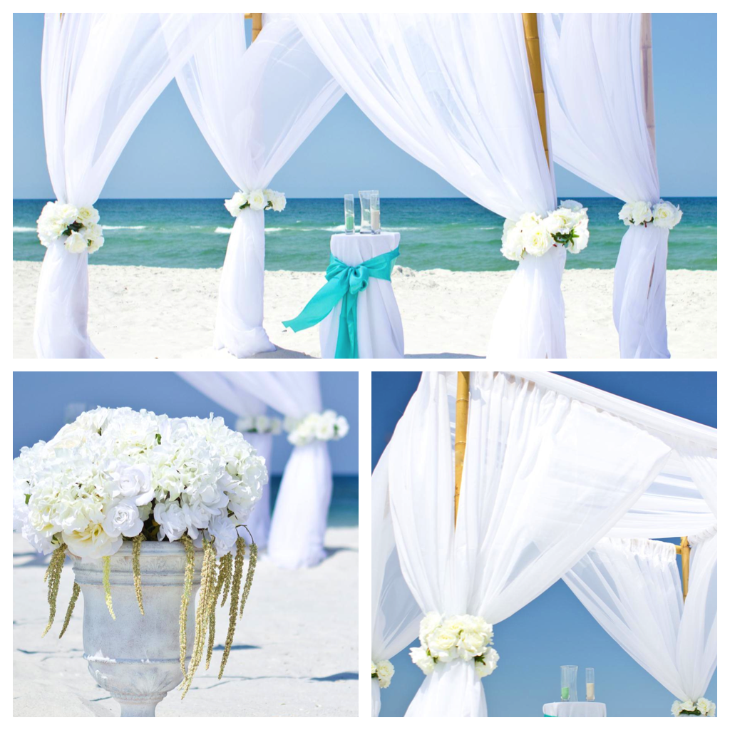 Legacy Package Our New Hit For Beach Weddings » Destin