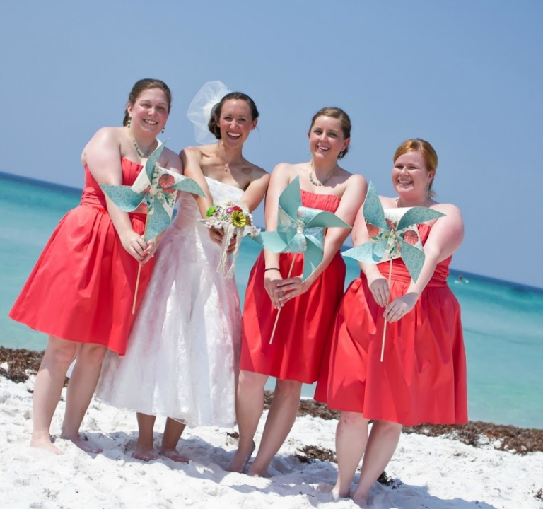Real Santa Rosa Beach Wedding Ashley And Matthew 187 Destin