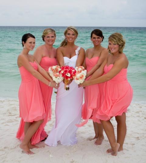 Real Destin Beach Weddings: Meagan And Dadrian » Panama