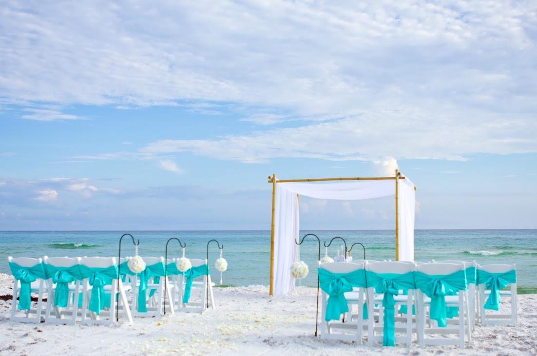 Real Seacrest Beach Weddings Kellie And William