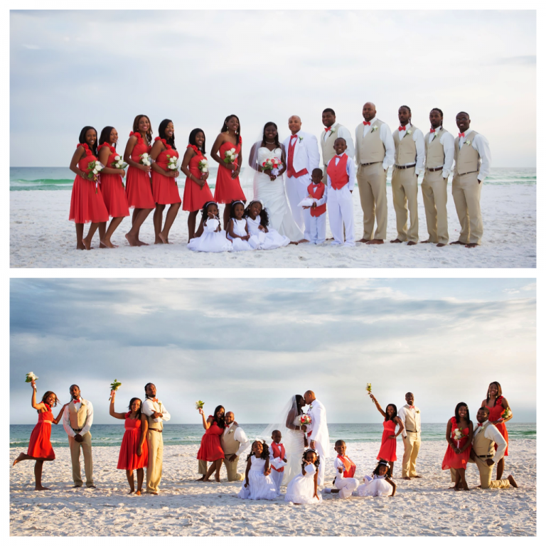 Destin Beach Weddings: Destin Beach Weddings In Florida » Destin And Panama City