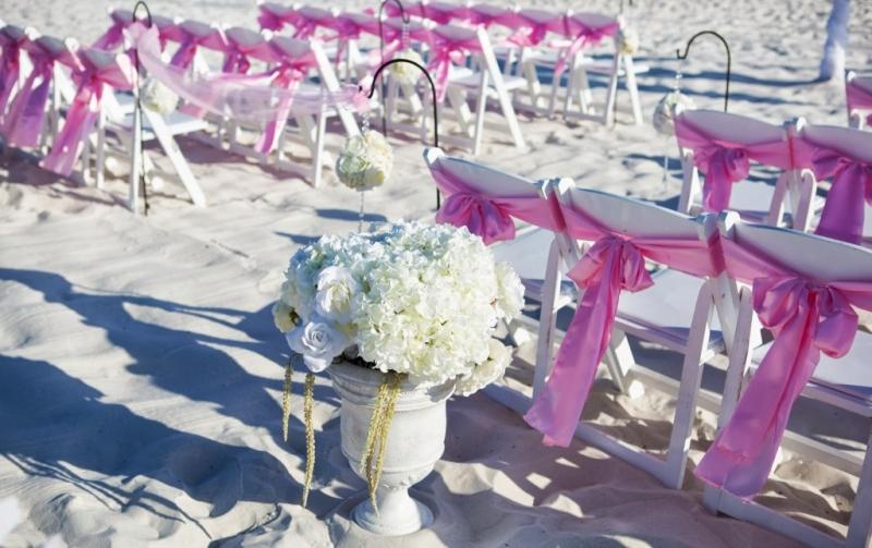 Princess Wedding Destin Beach Weddings Panama City Beach