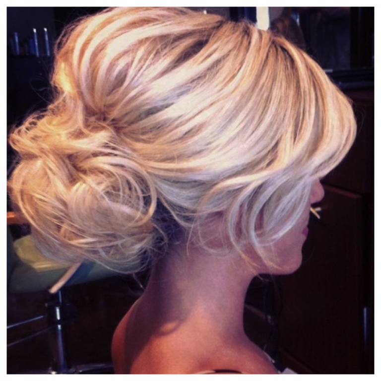 Celebrity Hair Trends Chignon 187 Panama City Beach