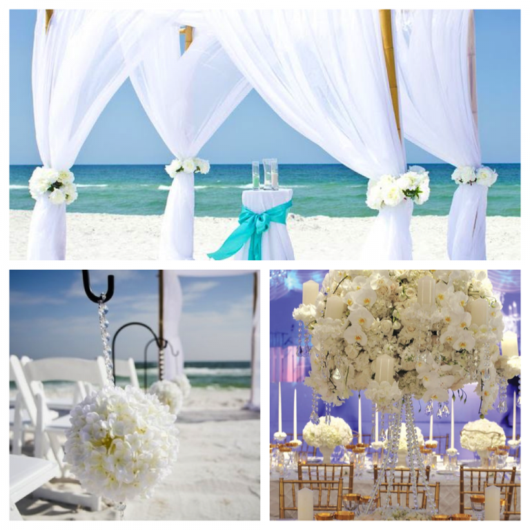 Beach Wedding Ceremony Playlist: Destin Beach Weddings In Florida » Destin And Panama City
