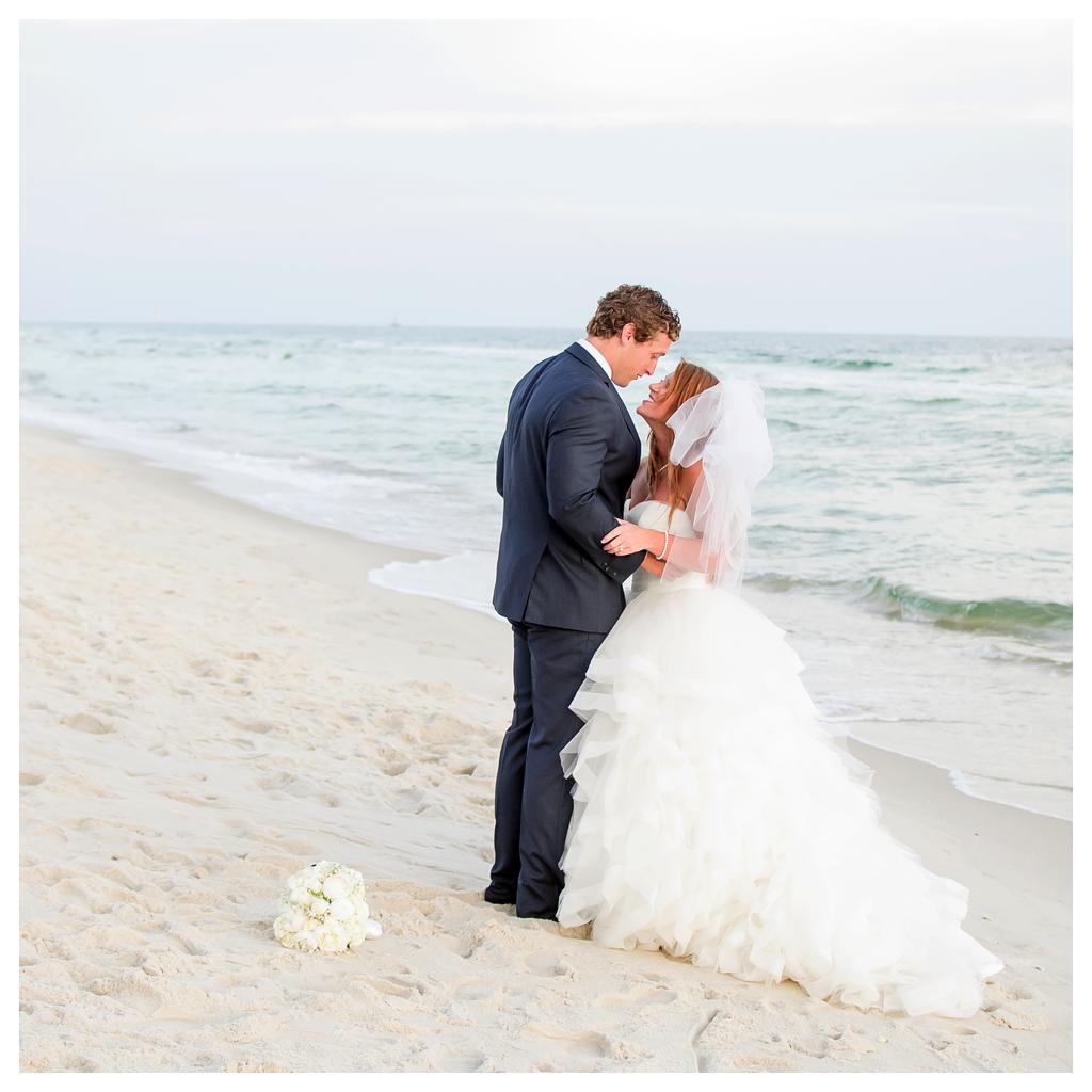 Real Panama City Beach Weddings: Meghan and Jefferey ...
