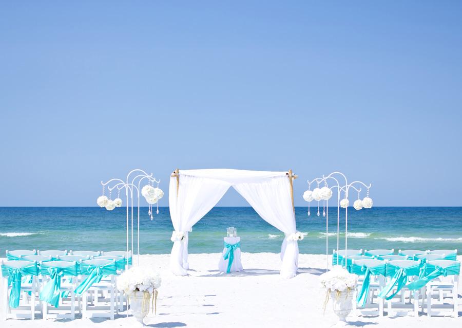 Legacy Beach Wedding Package