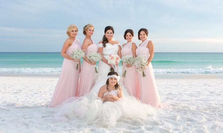 Destin Beach Wedding Ceremony Amanda And Carl 187 Panama