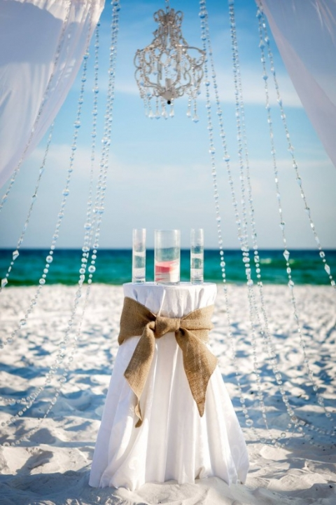 destin beach wedding packages by princess wedding co