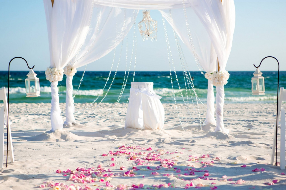 Cheap Wedding Packages In Panama City Beach Florida