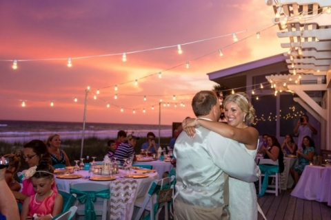 reception first dance panama city beach florida