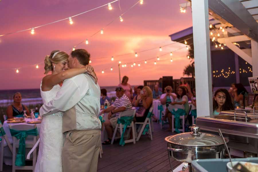 Panama City Beach Wedding Reception
