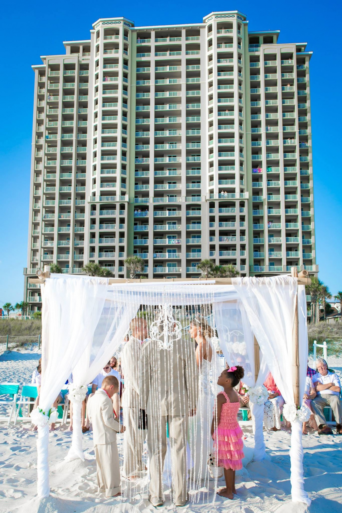 Panama City Beach Wedding Resorts