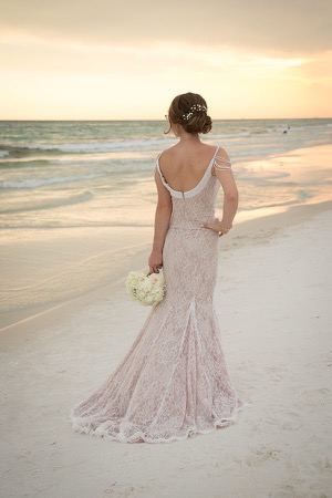 romantic-bridal-dress-beach-wedding