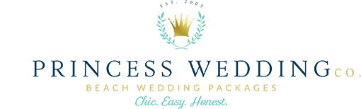 Princess Wedding Destin Beach Weddings in Florida logo