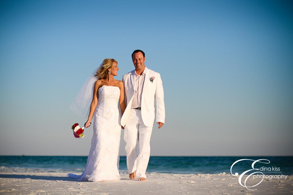 Melissa And Jeffrey Were Married In Miramar Beach Florida
