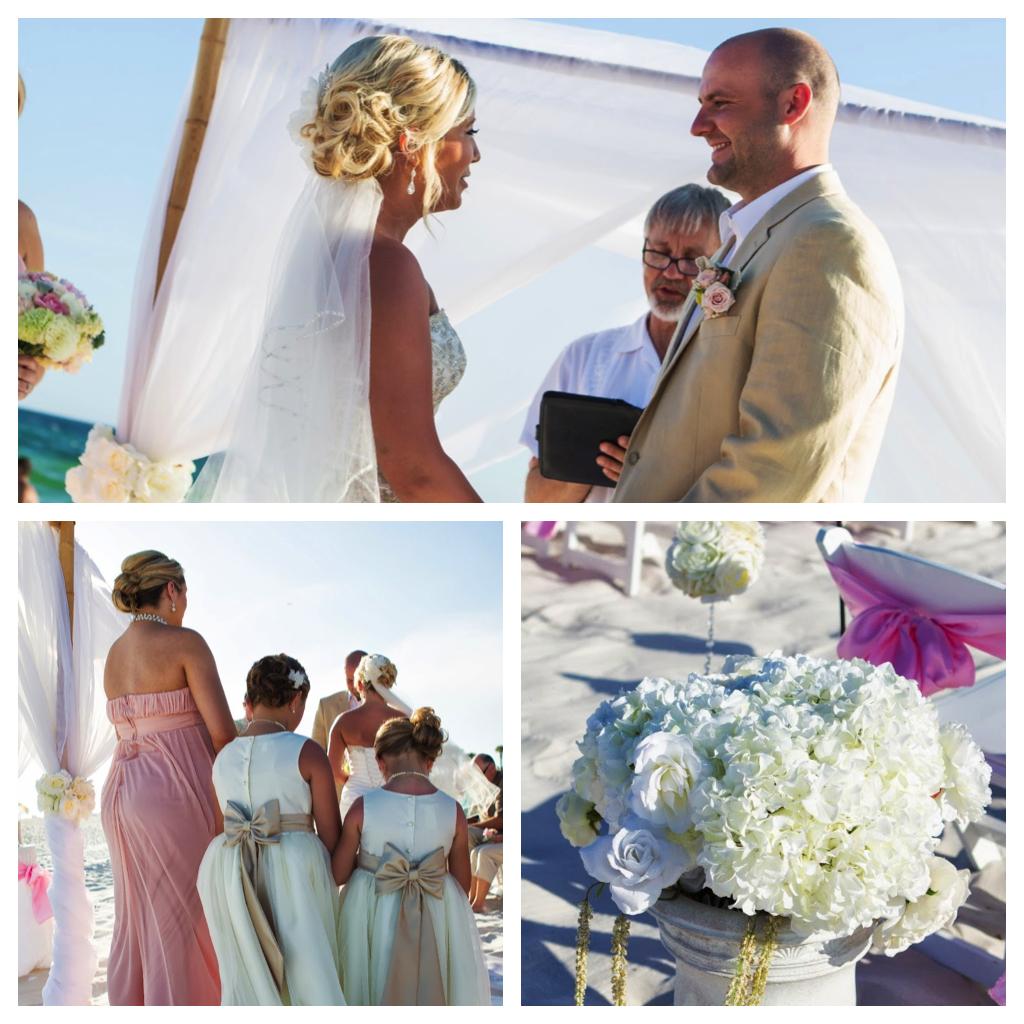 panama city beach bride